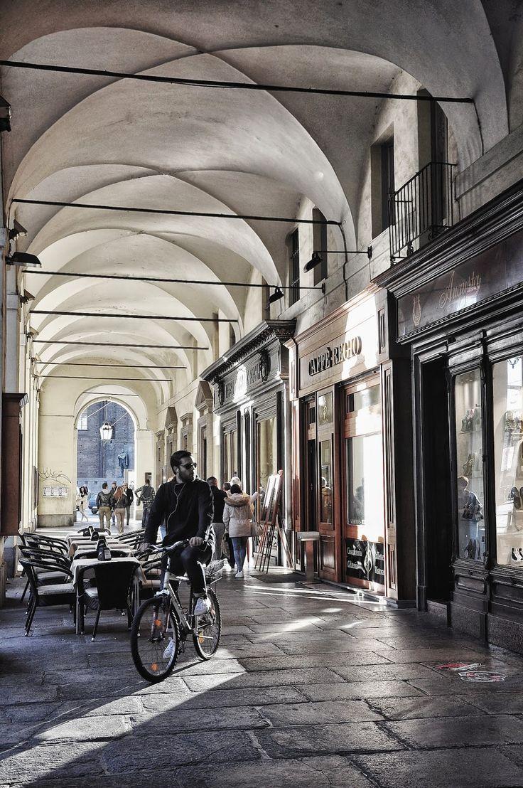 Torino. Via Po