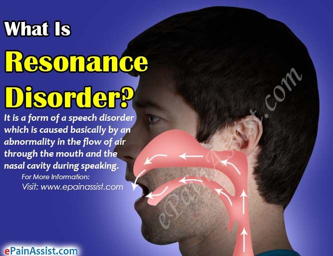 What Is Resonance Disorder?