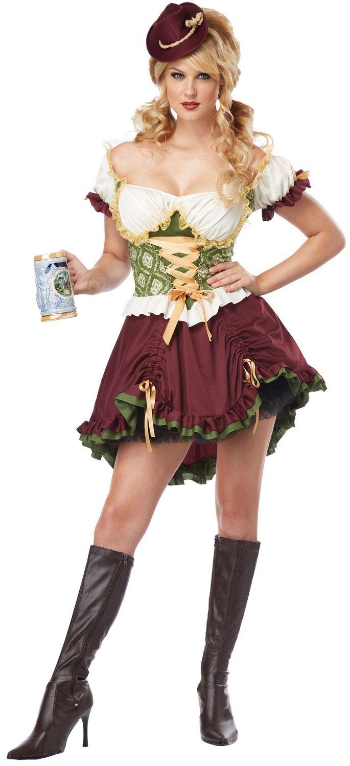 d994701f73b31 Sexy Beer Garden Greta Costume -sizes XS - 2XL