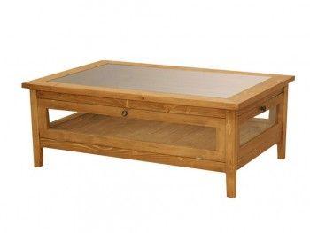 Konferenční stolek skleněný Charlotte 183