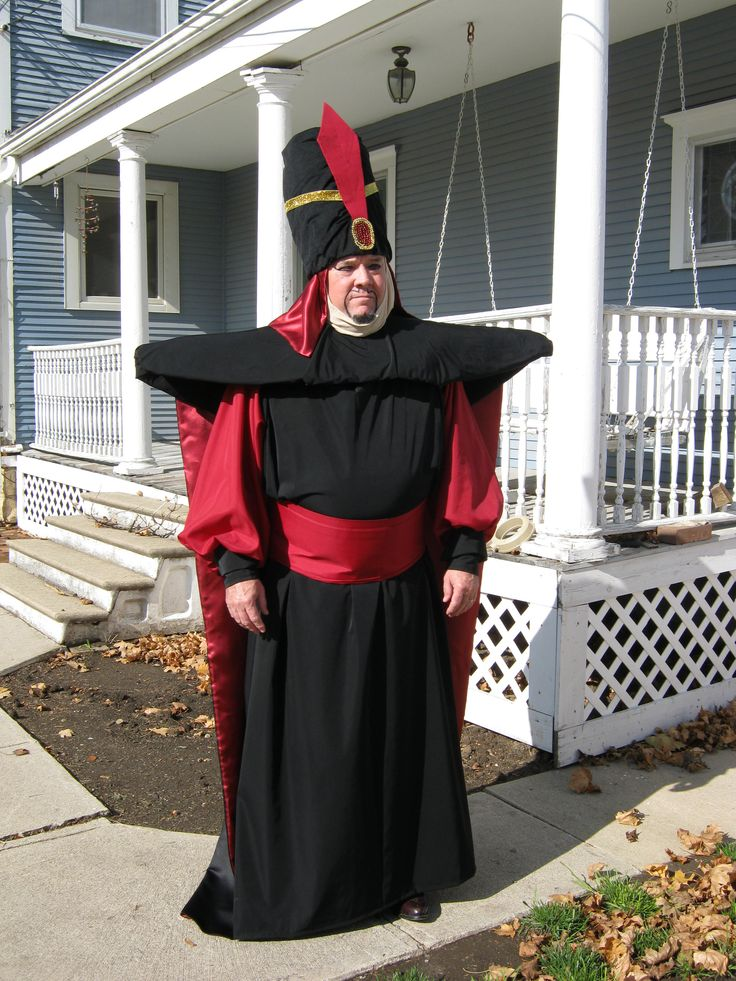Dean as Jafar - costumes we made for Halloween 2012  sc 1 st  Pinterest & 16 best Costumes completed images on Pinterest | Gorilla bread ...