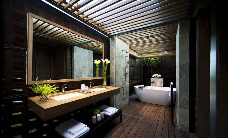 Djoglo Villa in Malang, Indonesia by Ellyana Tse #wood #hospitality #villa #interior #design