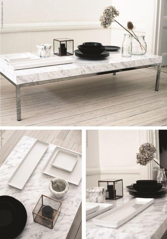 LILI HALO DECORATION: DIY MARBLE TABLE