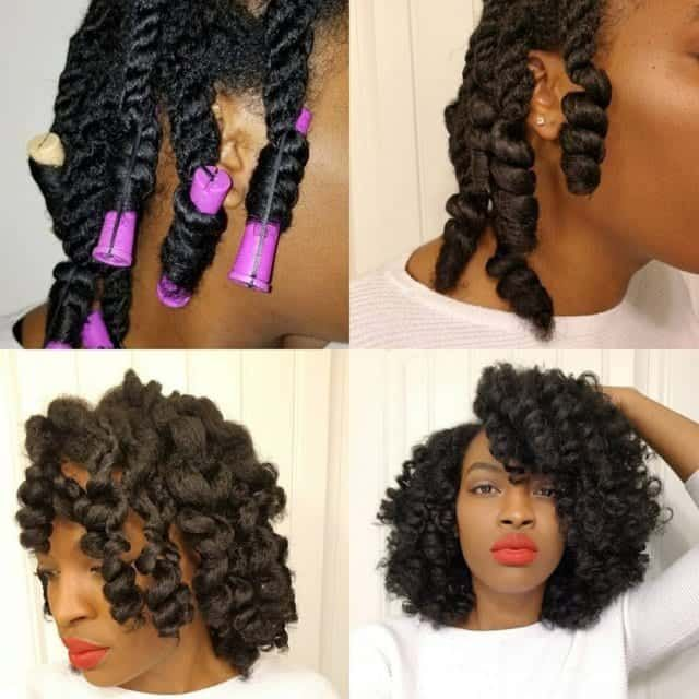 30+ Twist and rods hairstyles ideas in 2021