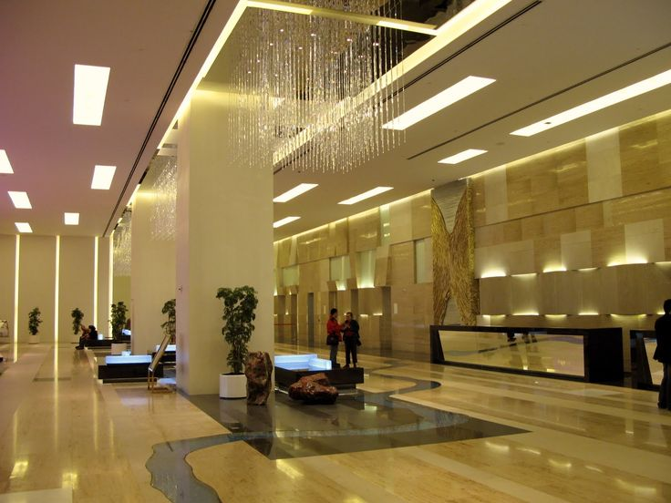 interior design columns - Hotel lobby, Interior columns and Lobbies on Pinterest
