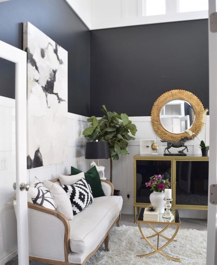Best 25+ Two tone walls ideas on Pinterest | Two toned ...