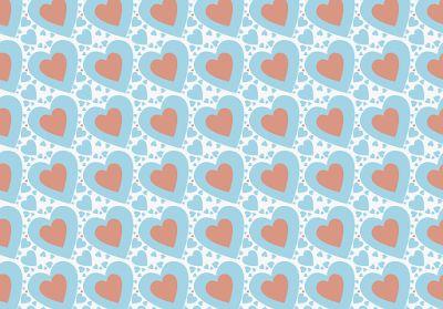 Papeles Digitales Decorados - San Valentin II