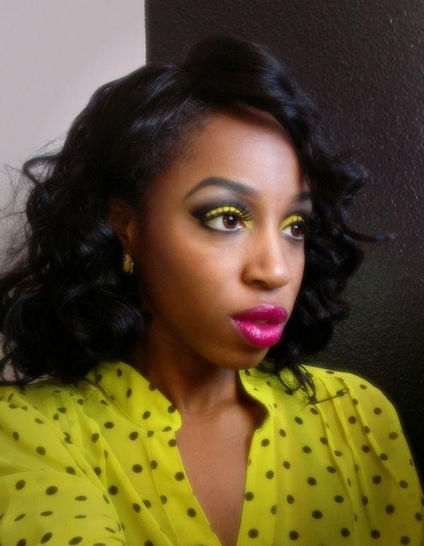 155 best Makeup (for black women/dark skin tones) images on Pinterest