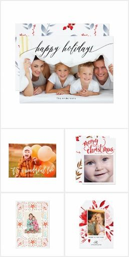 2016 Holiday Card Collection