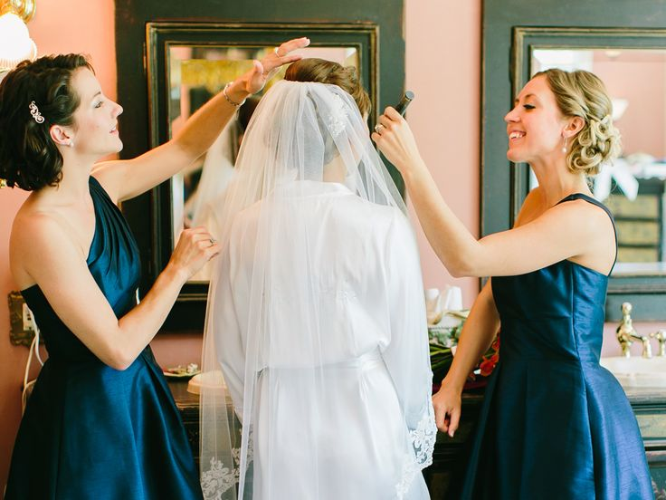 10 Beauty Appointments You Need to Make Before Your Wedding | Photo by: B Hull Photography | TheKnot.com