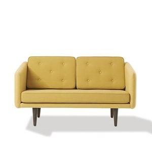 CASANOVA Møbler — Fredericia - NO. 1 sofa 2-pers. - Kombination 1