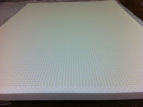 Queen Size 2 Talalay Latex Mattress Topper 22 Ild By Naturally Beds 259 00
