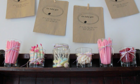 diy baby shower gift bags baby shower ideas pinterest