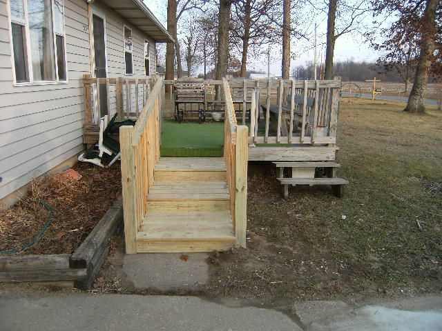 Wonderful Functional Homes: Universal Design For Accessibility: ADA: Walker (Handicap)  Stairs Instead Of A Wheelchair Ramp