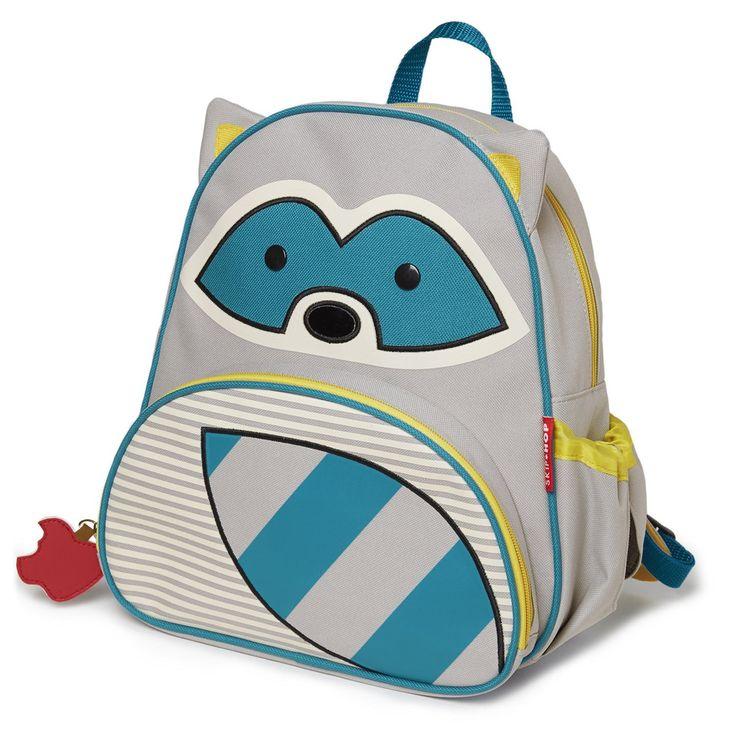 Skip Hop Zoo Pack Backpack - Raccoon