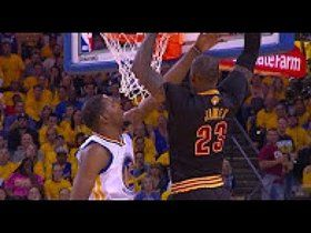 GSW take NBA Finals For 2nd Championship in 3 years. Cavs come up short 1-4 in the series.... 【NBA】LeBron James Dunks Over Kevin Durant Game 5 Cavaliers vs...  2016-17 NBA season Full Game Highlights Regular Cavs Cavaliers Warriors Heat Jazz Nets Celtics Spurs Trail Blazers Clippers Rockets Pacers Sixers Magic Bulls...  youtube.com