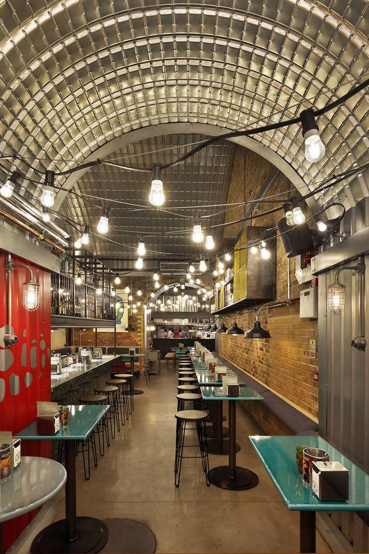 Mais de 1000 ideias sobre Iluminação Do Restaurante no Pinterest ...