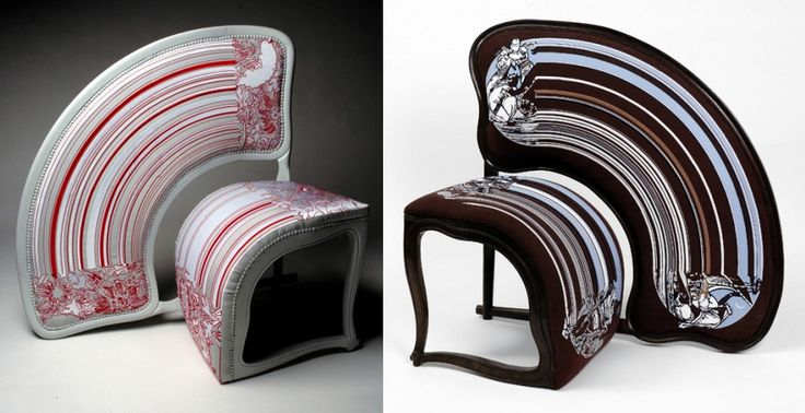 surrealist furniture by lila jang furniture chairs. Black Bedroom Furniture Sets. Home Design Ideas