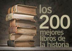 Hoy en Laberintos del Tiempo les traigo una selección de los 200 Mejores Libros de la Literatura Universal. En buena lógica, resumir la ...