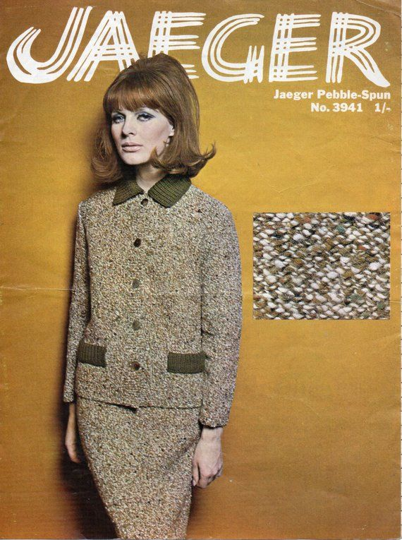 PDF Knit Jacket And Skirt