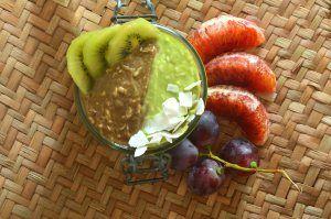 Raw choco-coco avocado pudding / Nyers csokis kókuszos avokádó puding
