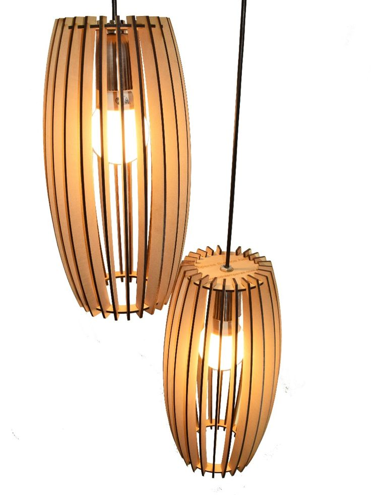 540 best ideas about luces lamparas on pinterest - Lamparas de madera ...