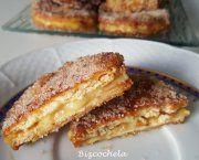 Encuentra las mejores recetas de galletas fritas rellenas de crema de entre miles de recetas de cocina, escogidas de entre los mejores Blogs de Cocina.