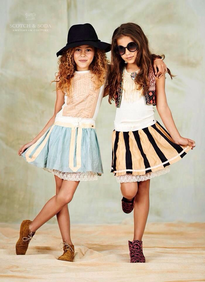 Tween girl's fashion <3 by Scotch r Belle