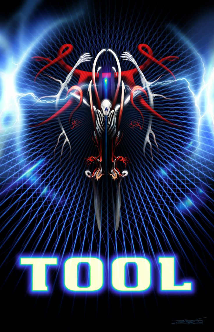 tool tool poster by dannlord digital art drawings