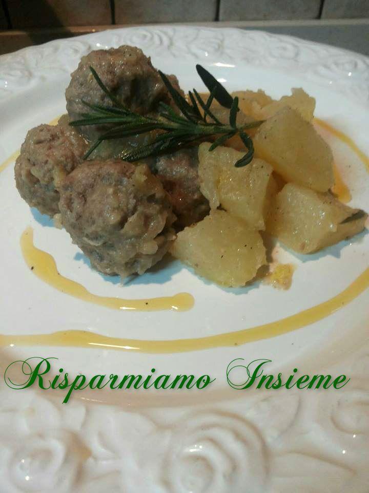#meatballs #potatoes #albondigasguisadas #ternera #stewedmeatballs