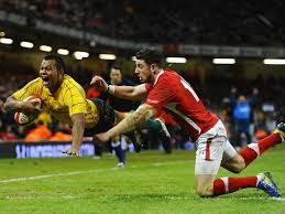 KURTLEY BEALE #wales #Australia