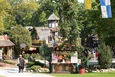 The happiest place on earth - my summer home (Bristol Renaissance Faire)