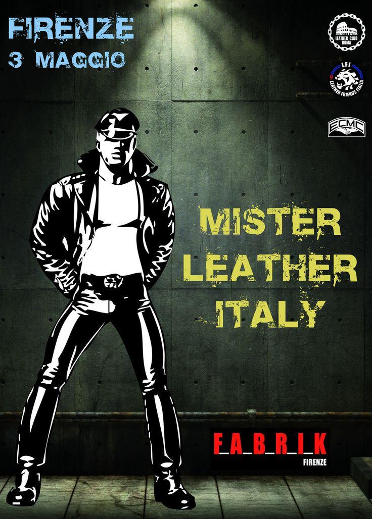 Mister Leather Italia 2014