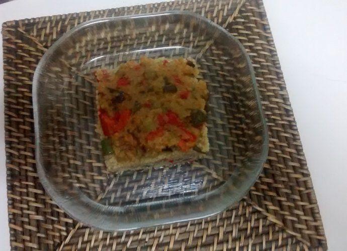 Cuscús con pimiento, cebolla, calabacín y zanahoria para #Mycook http://www.mycook.es/cocina/receta/cuscus-con-pimiento-cebolla-calabacin-y-zanahoria