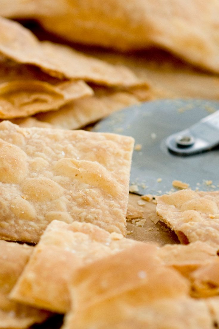 NYT Cooking: Crackers can be made with just flour and water (as in water crackers, or matzo), but like almost everything else, they're better with richer ingredients. These are typically made with butter, oil, and milk or cheese, or both, along with flavorings like seeds, herbs and spices. I like a simple, flakey, buttery cracker, often with cheese. This could stem from my childhood ...