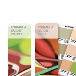 Pantone Formula Guide Solid Coated & Uncoated Color Guide