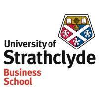 University Of Strathclyde Business School UAE - Dubai, UAE #Logo #Logos #Design #Vector #Creative #Universities #Education #Dubai