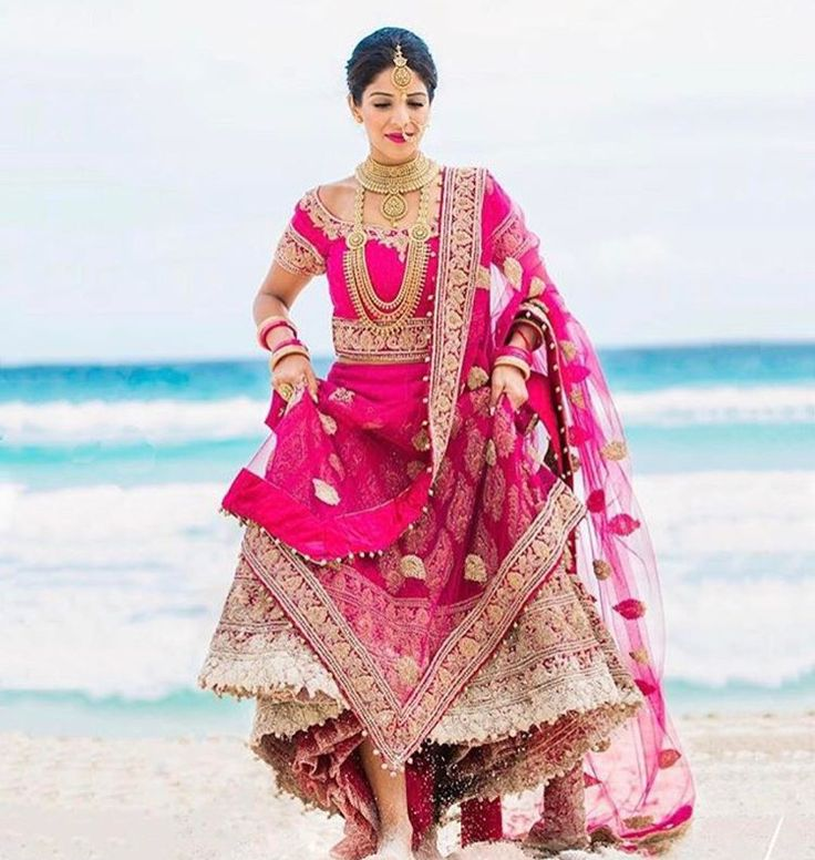 1000 ideas about punjabi wedding dresses on pinterest for Punjabi wedding dresses online