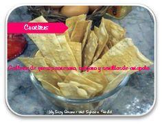 Galletas de Soda (Crackers)