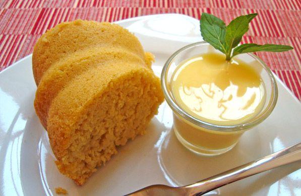 #RecetasSaludables Pastel de elote sin azúcar. Ideal para personas con #Diabetes