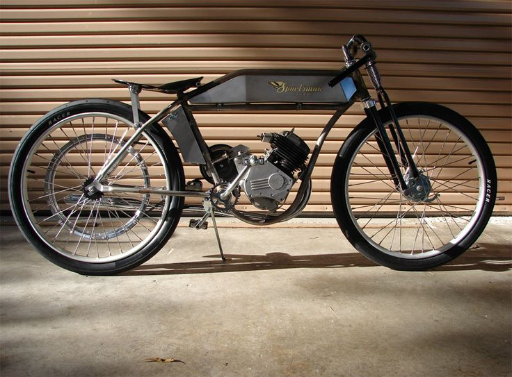 17 Best Images About Early Motorized Bikes On Pinterest