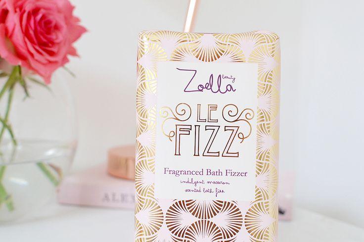Zoella Beauty - Sweet Inspirations! - Milk Bubble Tea