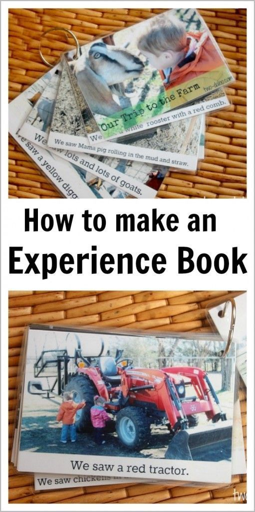 Learn how to make and use an experience book to boost language and literacy skills in toddlers, preschoolers, and children with language disorders.  This would be good for attention-seeking replacement behaviors as well as language development.