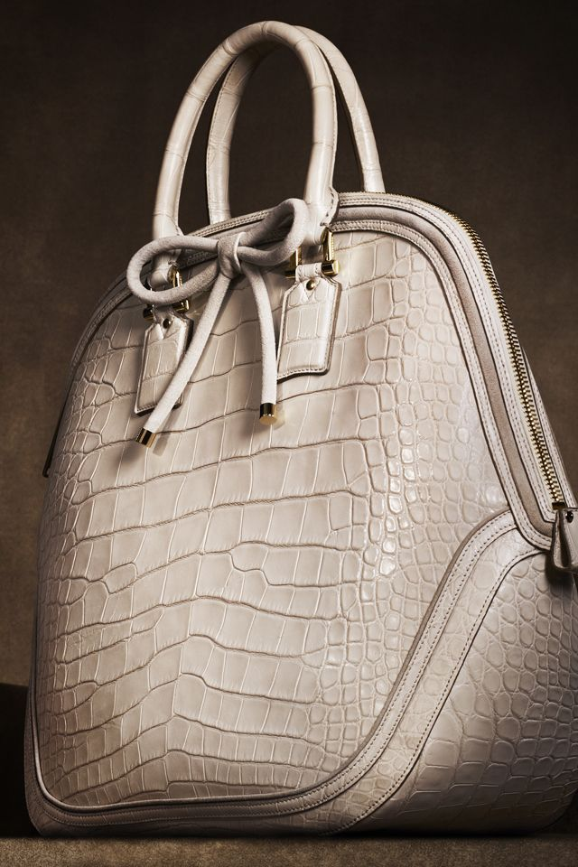 The exclusive Orchard Bag from the Burberry Regent Street collection.