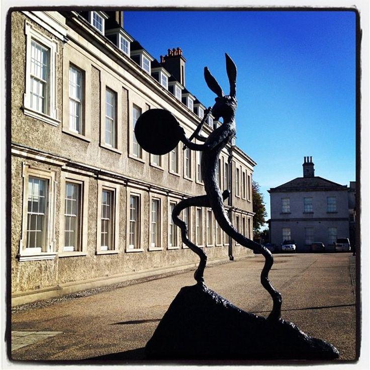 Museo Irlandese Arte Moderna, Dublino