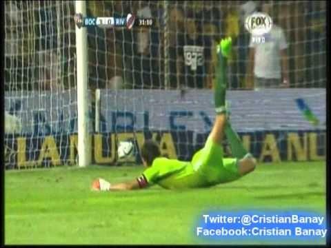 Boca 5 River 0 (Relato Mariano Closs)  Trofeo Luis Nofal 2015