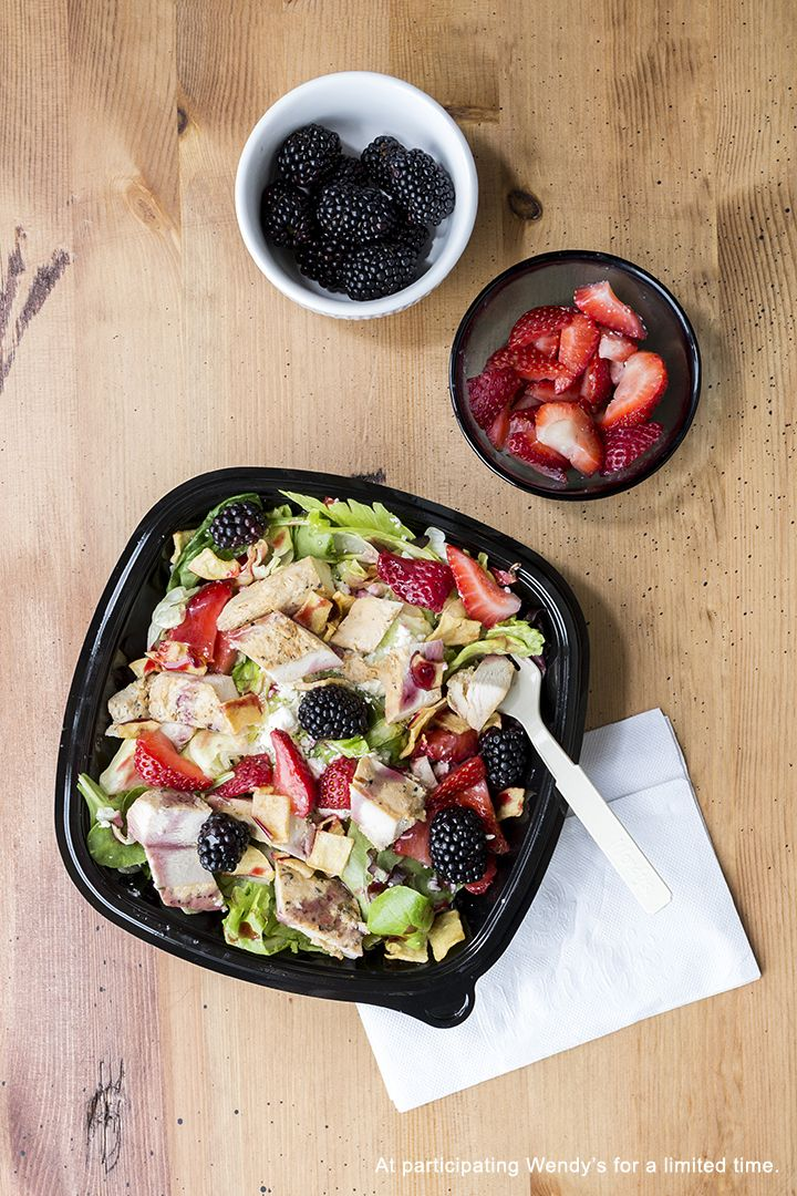 Our Summer Berry Chicken Salad is a perfect pick for a taste of Summer.
