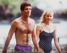 Dating John F. Kennedy Jr. was romantic and exhilarating. It could also be risky. In an extract from her book about their relationship, Christina Haag relives the kayaking adventure that almost killed them both.
