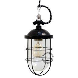 Lampa industrialna Zangra 051/1, Scandinavian Living, 345zł