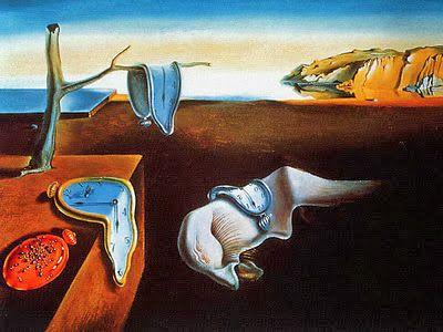 Estórias da História: A Persistência da Memória -Salvador Dalí